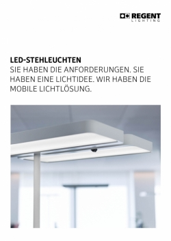 Brochure Lampadaires LED