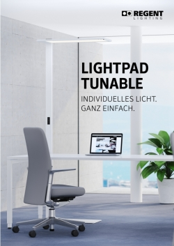 Folder Lightpad Tunable (2. edizione)